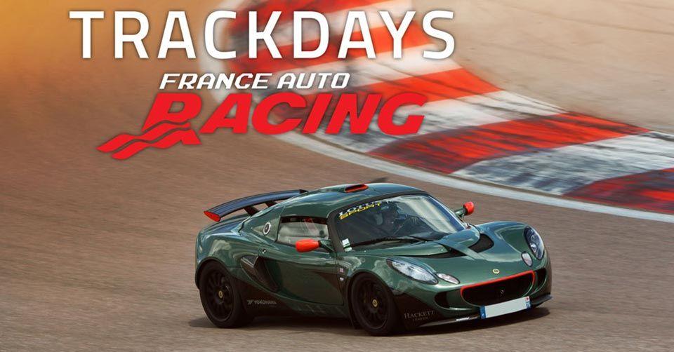 Lotus circuit trackdays